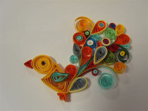 paper quilling crafts for paper quilling birds design ideas origami