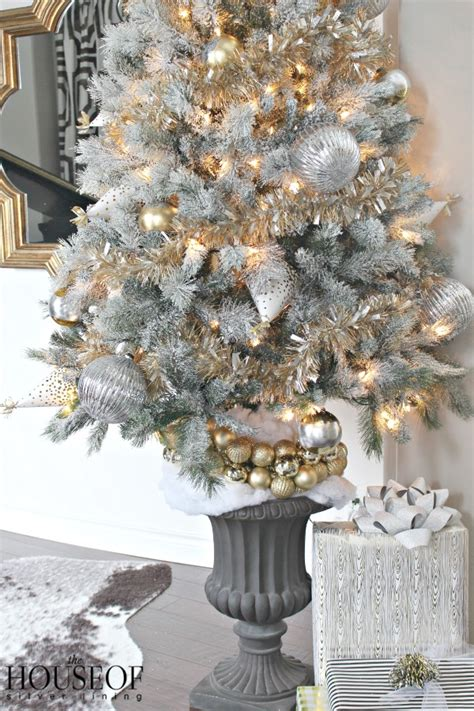 tinsel strands tree the hat tree the house of silver lining
