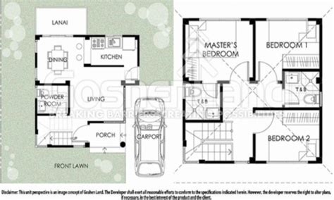 80 square meter 80 square meters in square house design and plans