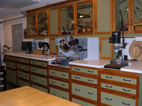 woodworking garage cabinets 25 best ideas about woodworking shop layout on