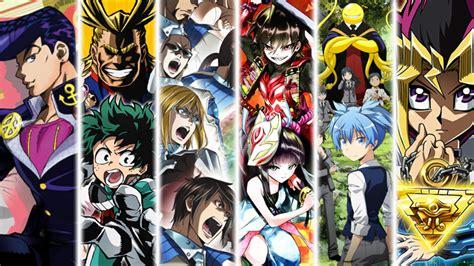 best shonen image gallery shonen anime