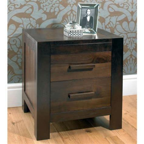 lyon walnut bedroom furniture bentley designs lyon walnut 2 drawer bedside table