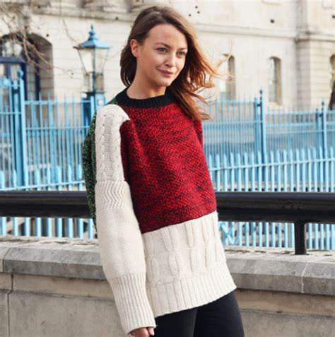 how to block a knit sweater secret sweater style