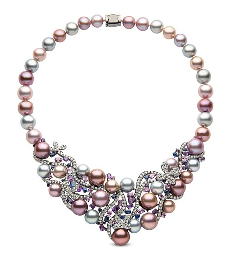 pearls jewelry jewelry news network pearl jewelry sheds its image