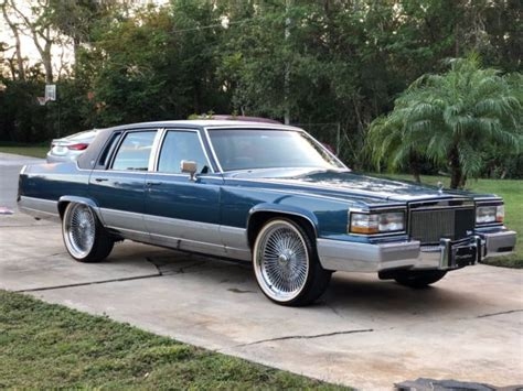 vehicle repair manual 1992 cadillac brougham engine control 1992 cadillac brougham d elegance package for sale photos technical specifications description