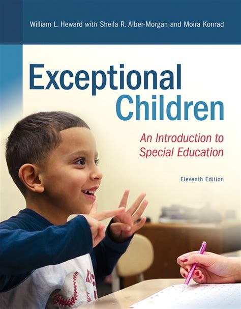 exceptional children an introduction to special education 10th edition heward alber konrad testgen computerized test