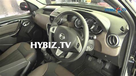 interior nissan terrano nissan new terrano 2017 interior exterior review hybiz