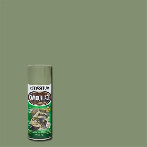 home depot spray paint for metal rust oleum specialty 12 oz army green camouflage spray