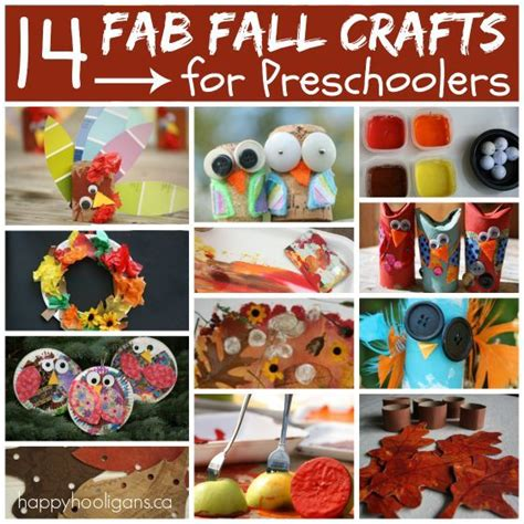 easy fall craft for fall crafts for easy fall kid crafts for