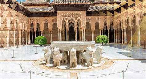 entradas visita alhambra alhambra de granada entrada prioritaria tour con gu 237 a