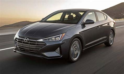 Hyundai Elantra 2019 by 2019 Hyundai Elantra Brings Sharper New More Tech