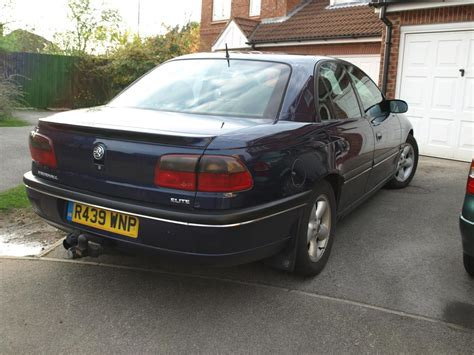 view of vauxhall omega 2 5 d photos view of vauxhall omega 2 5 td photos features and