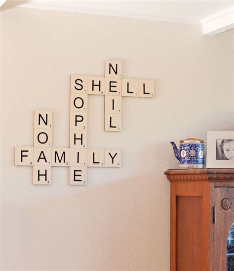 scrabble letter names 17 best images about craft scrabble on