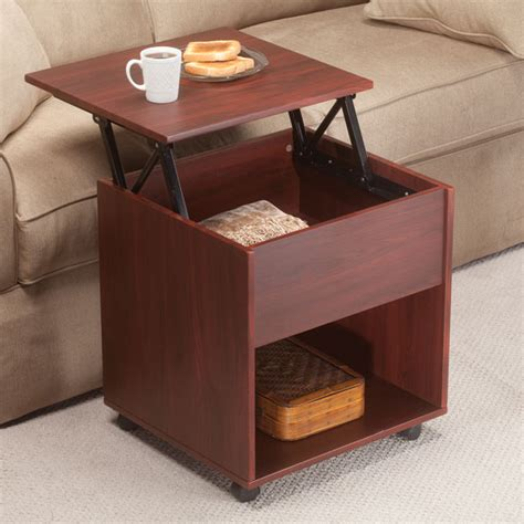 Lift Top End Table by OakRidge Accents?