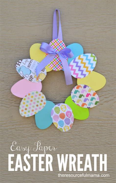 simple paper craft ideas for adults 25 best ideas about easter crafts on easter