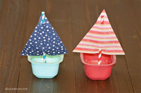 boat crafts for sailboat craft using recycled nutrish food