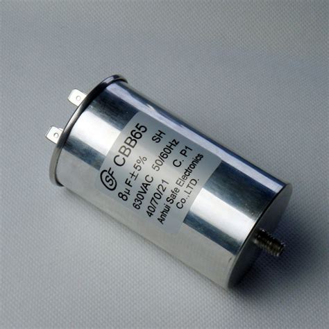 Electric Motor Capacitor by Sell Electric Motor Capacitor From Anhui Safe Electronics