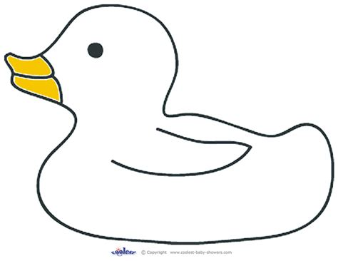 rubber st template free 6 best images of free printable rubber ducky clip