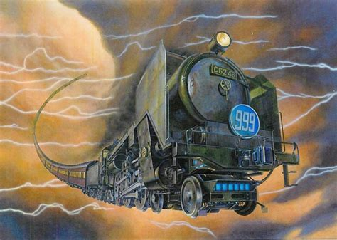 galaxy express 999 crunchyroll quot galaxy express 999 quot reality project to