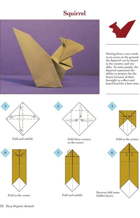 how to do book origami 25 best ideas about easy origami animals on