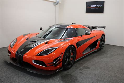 """Koenigsegg Agera Final """"One of 1"""" For Sale in Germany"""