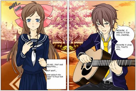 school days page 6 sojiro s song to cherise school days by courtishlamb92