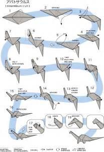 origami easy dinosaur dinosaurs origami origami oragami and craft