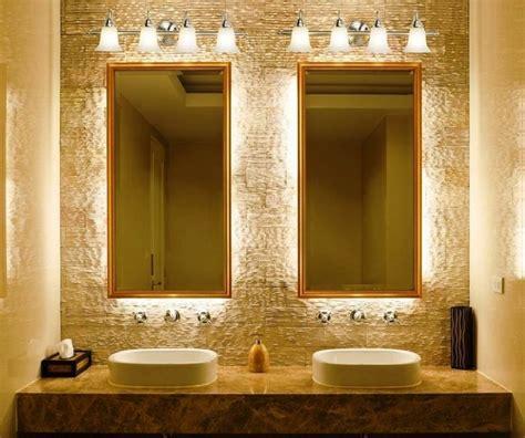 bathroom and lighting 15 bathroom lighting ideas rilane