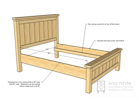 free bed frame with mattress beds on 17 pins bed frame plans free