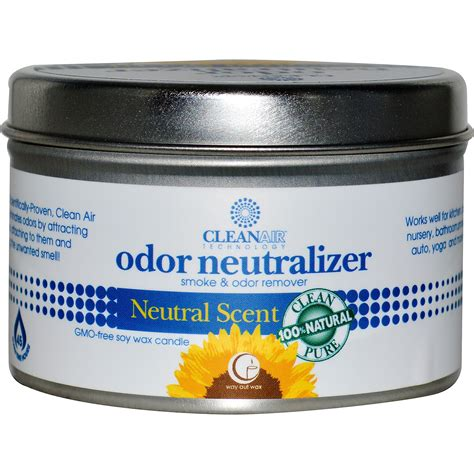 odor neutralizing way out wax odor neutralizer candle scent 6 7