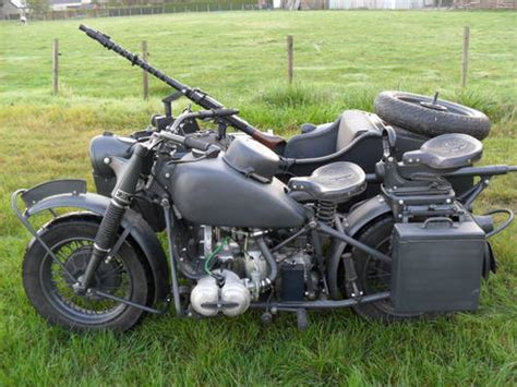 Bmw R75 For Sale by Bmw R75 Gespann Sold 1941 On Car And Classic Uk C331191