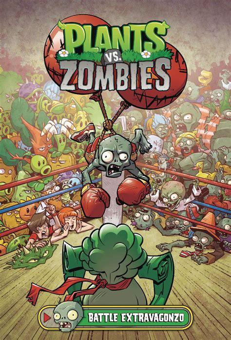 plants vs zombies volume 3 bully for you chan fresh comics