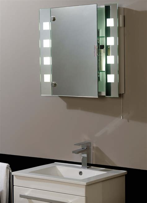 bathroom cabinet mirror with lights bathroom mirror cabinets with lights bathroom design