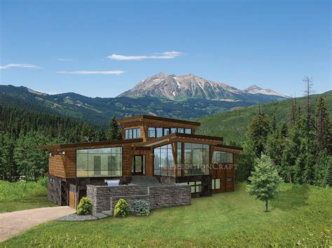 modern a frame house plans modern and contemporary timber frame house plans archives