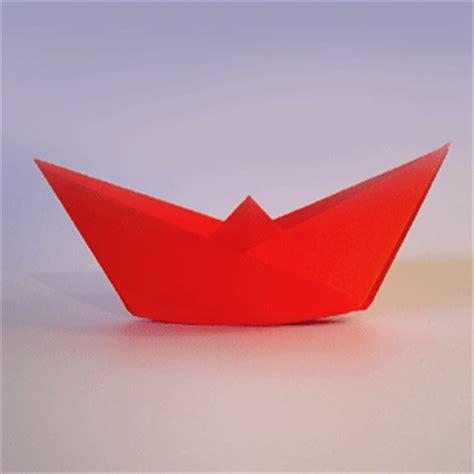 paper boat origami origami paper boat