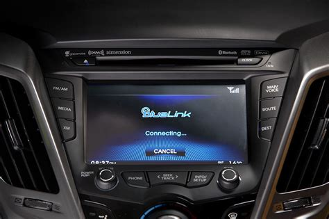 Bluelink Hyundai by Ces 2013 Hyundai To Integrate Apple S Siri Into Its Vehicles