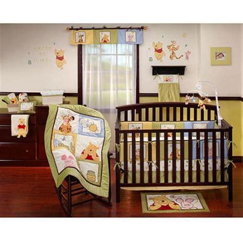 pooh crib bedding set babies winnie the pooh crib bedding