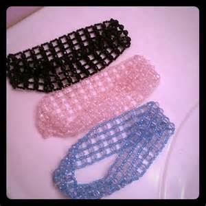 elastic beaded headbands price reducedd beaded elastic headbands os from