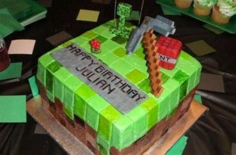 cake craft for foodista must see minecraft cake