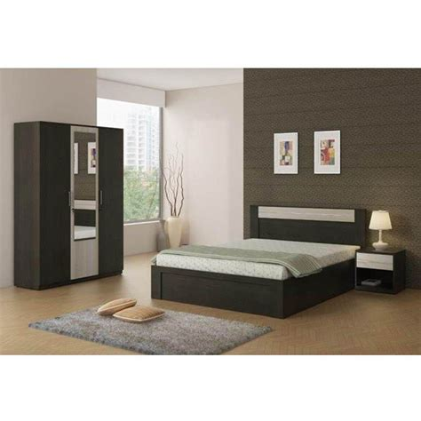 buy bedroom furniture india spacewood delta size bedroom set buy spacewood