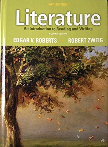 literature an introduction to reading and writing compact edition 6th edition biography of author robert zweig booking appearances