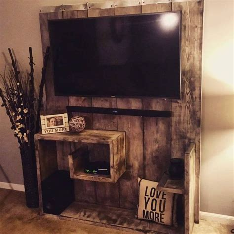 work entertainment ideas 25 best ideas about pallet tv stands on tv