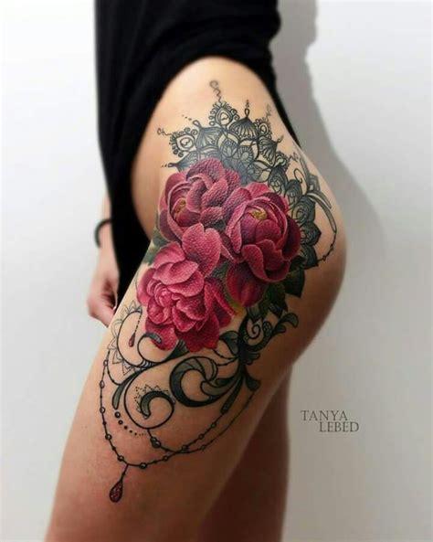 best 25 rose hip tattoos ideas on pinterest hip tattoos