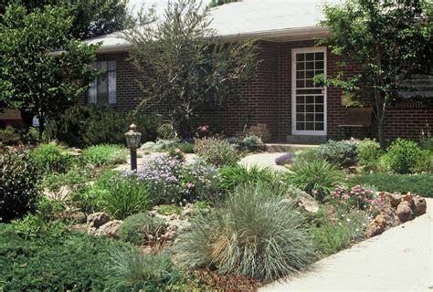 grass garden ideas no grass garden ideas for shallow front yard to make it