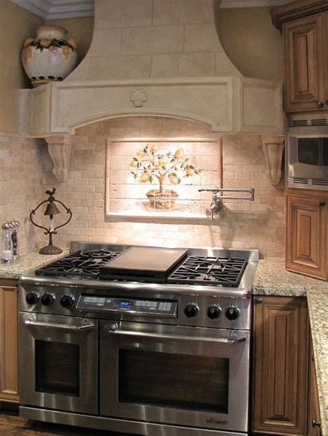 Painting Old Kitchen Cabinets Color Ideas travertine tile backsplash home design ideas pictures
