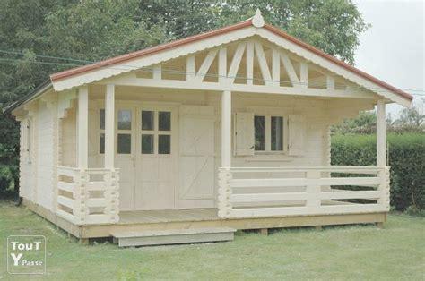 chalet de jardin en bois en belgique pr 232 s de tournai entre