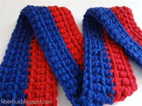 scarf pattern free fiber flux free crochet pattern scarf