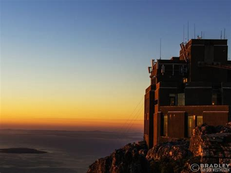 Car Sunset Wallpaper by Table Mountain Cable Car Sunset Wallpaper Free