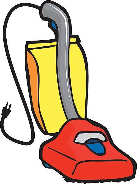 clipart vacuum royalty free cartoon of vacuum cleaner clip art vector
