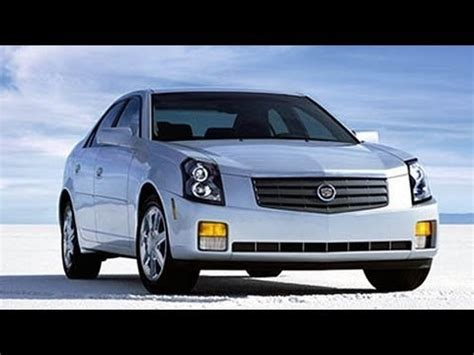 2007 Cadillac Cts Reviews by 2007 Cadillac Cts Start Up And Review 3 6 L V6
